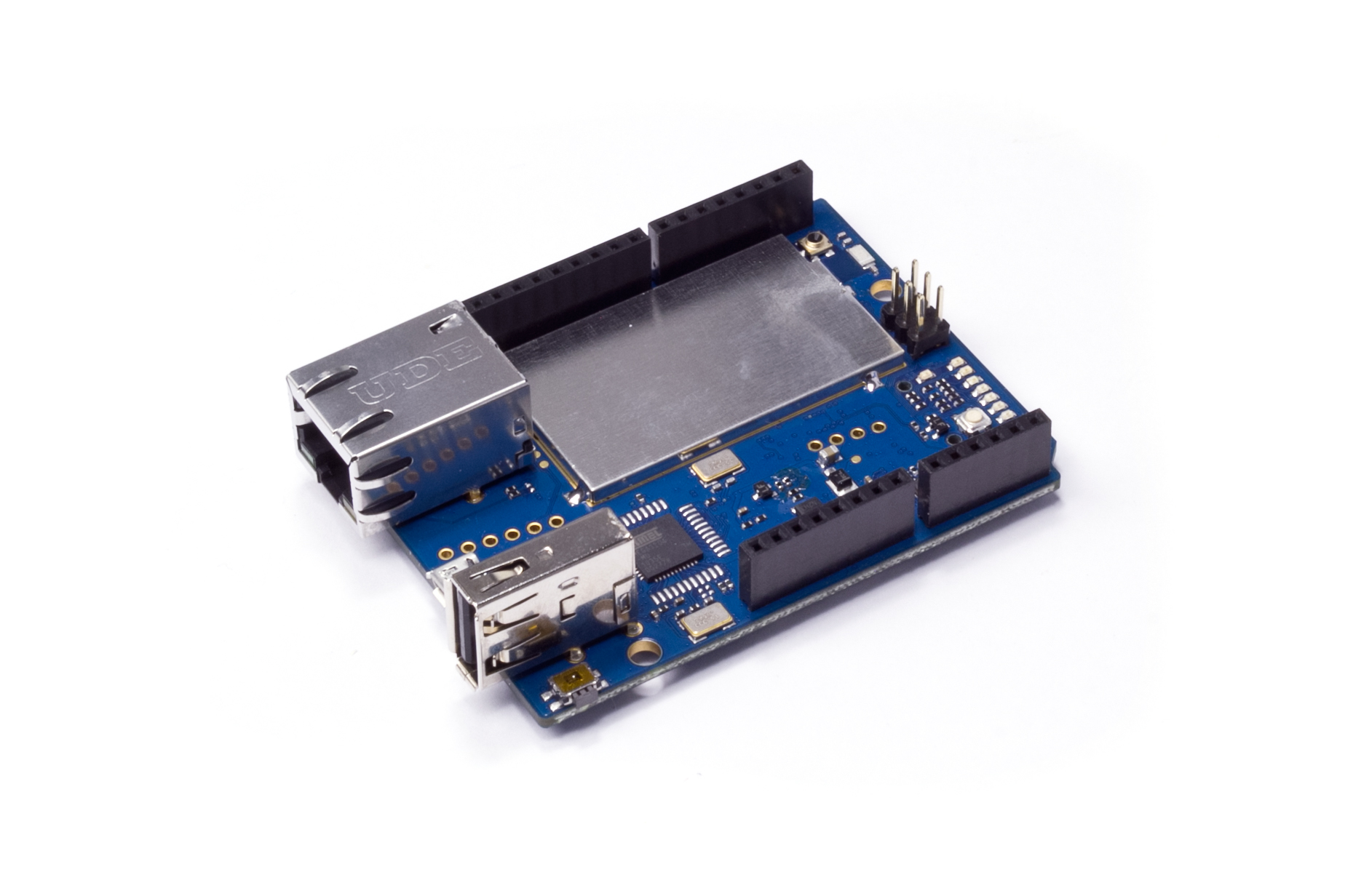 Arduino Yún: Arduino e Linux