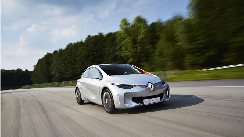 Renault inventa l'auto da 100 km con un litro