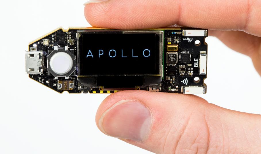 """Apollo, la """"tutto-scheda"""""""