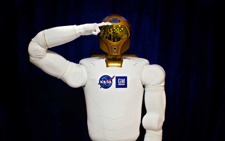 Robonaut il robot astronauta